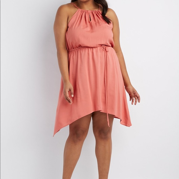 Charlotte Russe plus size dress NWT